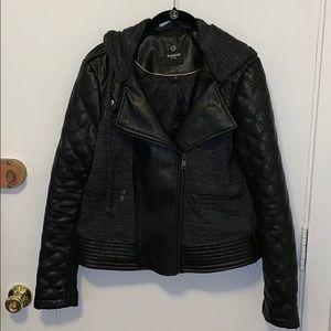 Bebe Moto Jacket - Size L
